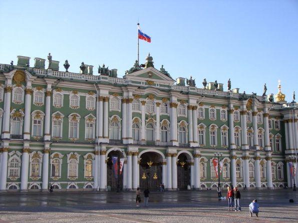 Palatul de iarnă din Sankt Petersburg